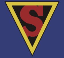 Max Fleischer's Superman (triangle variant) by HorriblenessPhD