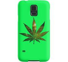 Marijuana Leaf Samsung Galaxy Case/Skin