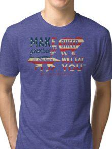 Make Yourself Sheep Tri-blend T-Shirt