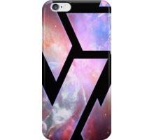 Cosmic Triangles iPhone Case/Skin