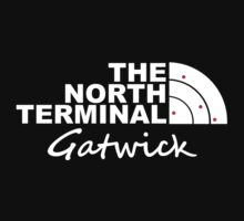 The North Terminal Gatwick by Robin Brown