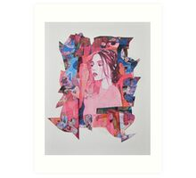Liesel Art Print