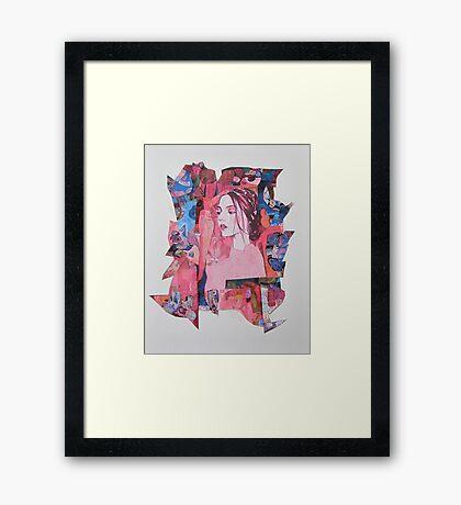 Liesel Framed Print