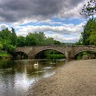 River Eamont Bridge by Tom Gomez
