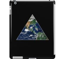 Earth Triangle iPad Case/Skin