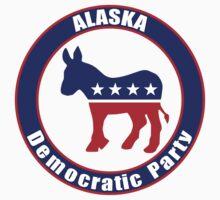 Alaska Democratic Party Kids Tee