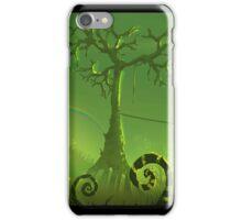 Ominous Tree - Painting iPhone Case/Skin