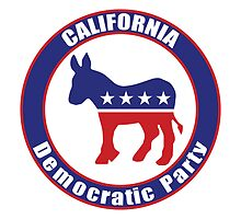 California Democratic Party by Democrat