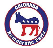 Colorado Democratic Party Original by Democrat