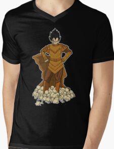 Vegeta the Carpathian Mens V-Neck T-Shirt