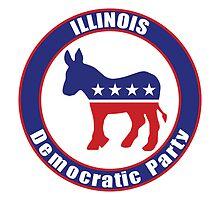 Illinois Democratic Party Original by Democrat