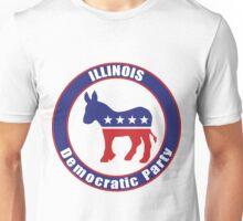 Illinois Democratic Party Original Unisex T-Shirt
