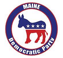 Maine Democratic Party Original by Democrat