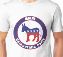 Maine Democratic Party Original Unisex T-Shirt