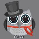 Top Hat Owl by Adamzworld