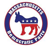 Massachusetts Democratic Party Original by Democrat