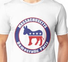 Massachusetts Democratic Party Original Unisex T-Shirt