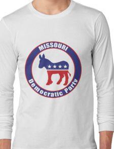Missouri Democratic Party Original Long Sleeve T-Shirt