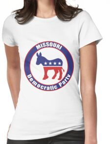 Missouri Democratic Party Original Womens Fitted T-Shirt