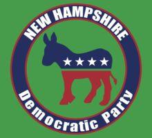 New Hampshire Democratic Party Original Kids Clothes