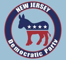 New Jersey Democratic Party Original Kids Tee