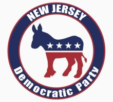 New Jersey Democratic Party Original Baby Tee