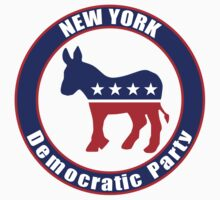 New York Democratic Party Original Baby Tee