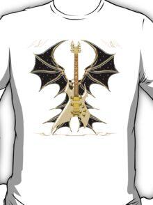 Dark Angel Death Guitar T-Shirt