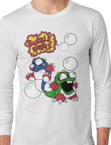 Bubble Nightmare Long Sleeve T-Shirt