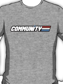 Community G.I Joe T-Shirt