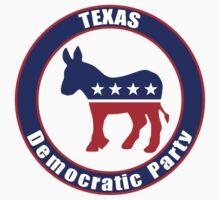Texas Democratic Party Original Kids Clothes