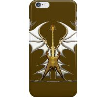 Dark Angel Heavy Guitar iPhone Case/Skin