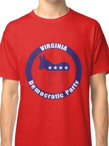 Virginia Democratic Party Original Classic T-Shirt