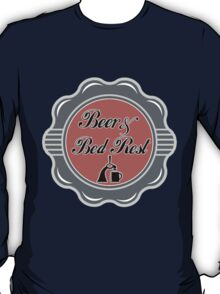 Beer And Bed Rest T-Shirt