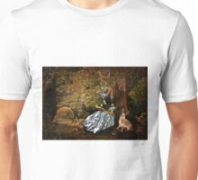 Outside the Rabbit Hole Unisex T-Shirt