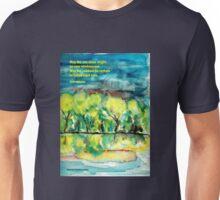 Rainbow after the Rain Unisex T-Shirt