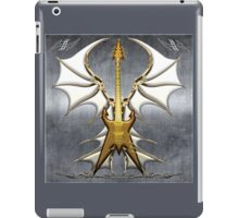 Dark Angel Heavy Guitar iPad Case/Skin