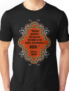 Beer For Cheers Unisex T-Shirt