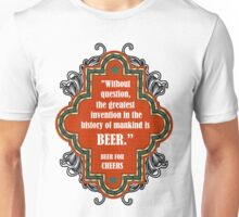 Always Beer For Cheers Unisex T-Shirt
