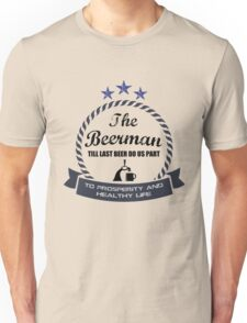 The Beerman Unisex T-Shirt