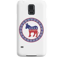 Democratic Party Wins Samsung Galaxy Case/Skin