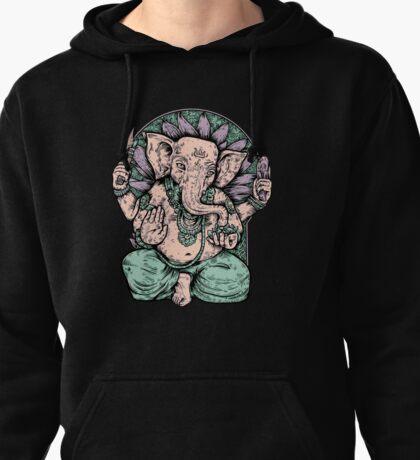 Ganesha Pullover Hoodie