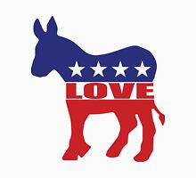 Love Democrats Unisex T-Shirt