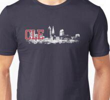 CLE Skyline Unisex T-Shirt