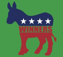 Vote Winners Democrat Kids Clothes