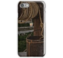 pulley iPhone Case/Skin