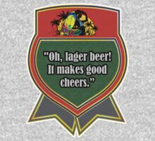 Lager Beer by dejava