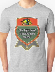 Lager Beer T-Shirt