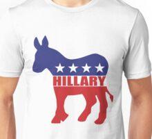 Vote Hillary Democrat Unisex T-Shirt