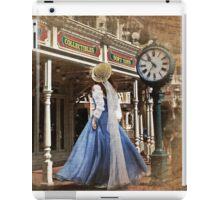 Belle in Town iPad Case/Skin